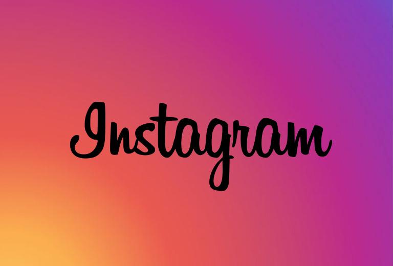 Logo Instagram - przekierowanie do serwisu