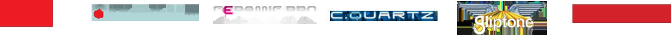 Partnerzy firmy: #m Blowtherm, Ceramic Pro, C.Quartz, Gliptone, Makita