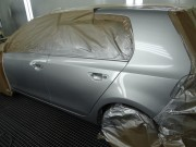 VW GOLF : naprawa blacharsko-lakiernicza : lakierowanie : Krucza18 : Osielsko/k.Bydgoszczy
