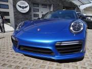 PORSCHE 911 TURBO : zabezpieczenie lakieru bezbarwną folią PREMIUM SHIELD : Krucza18 : Osielsko/k.Bydgoszczy
