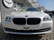 BMW 5 : zmiana koloru auta folią : biała perła : oklejanie : Krucza18 : Osielsko/k.Bygoszczy