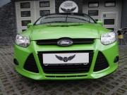 Ford Focus : samochód zastępczy : Krucza18 : Osielsko/k.Bydgoszczy