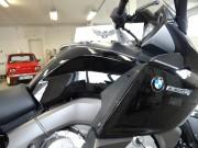 BMW K1600GT : zabezpieczenie folią bezbarwną Premium Shield : zmiana koloru folią : carbon : Krucza18 : Osielsko/k.Bydgoszczy