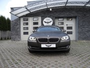 BMW 5 : zmiana koloru auta folia : matte brown metalic : Krucza18 : Osielsko/k.Bydgoszczy