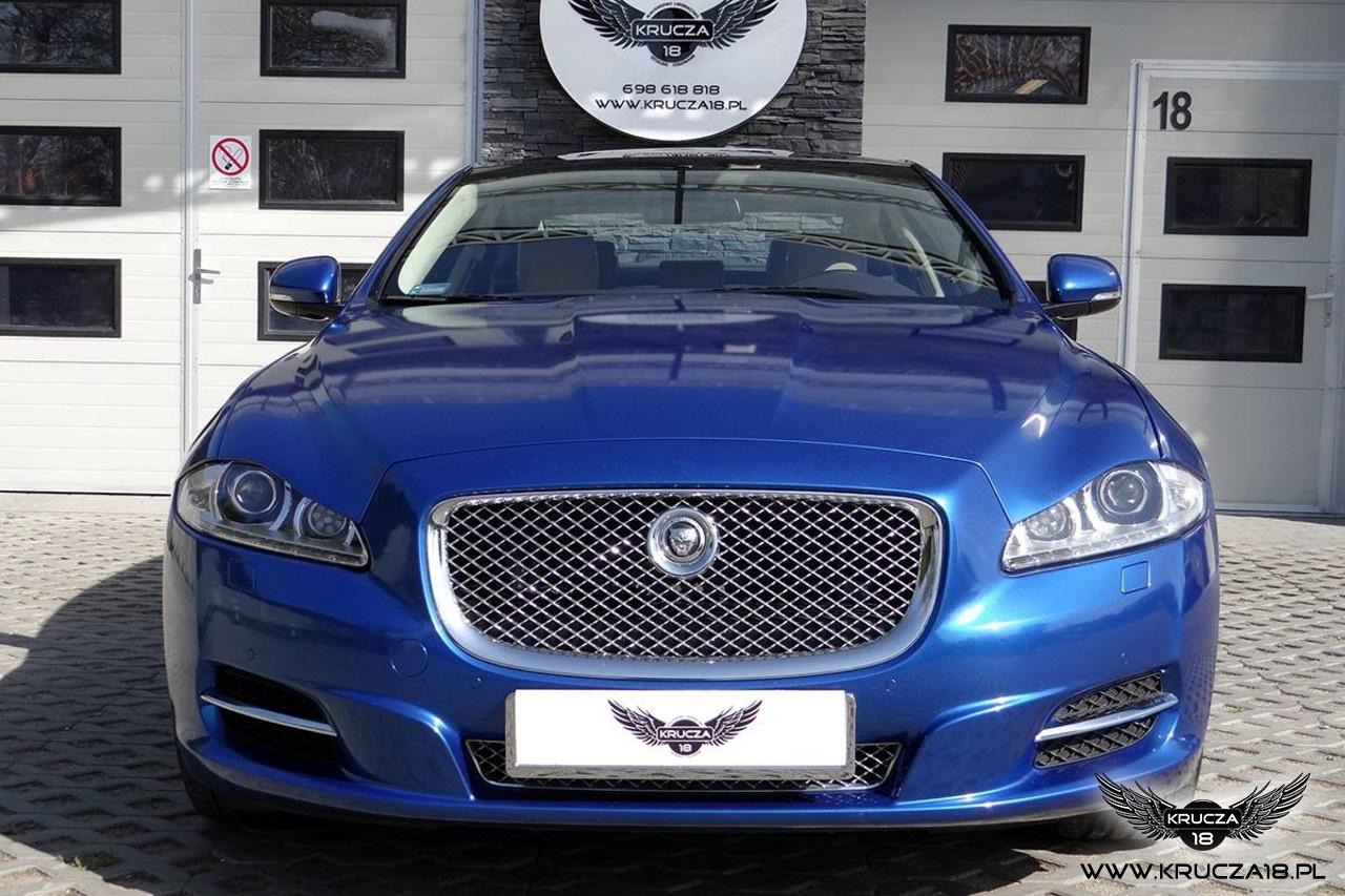 JAGUAR XJ Daytona Blue