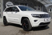 JEEP GRAND CHEROKIEE folia bezbarwna + carbon