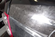 Range Rover korekta lakieru