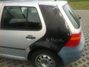 VW GOLF IV : naprawa blacharsko-lakiernicza : lakierowanie : Krucza18 : Osielsko/k.Bydgoszczy