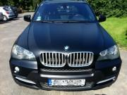 BMW X5 : zmiana koloru auta folią : czarny mat : oklejanie : Krucza18 : Osielsko/k.Bydgoszczy