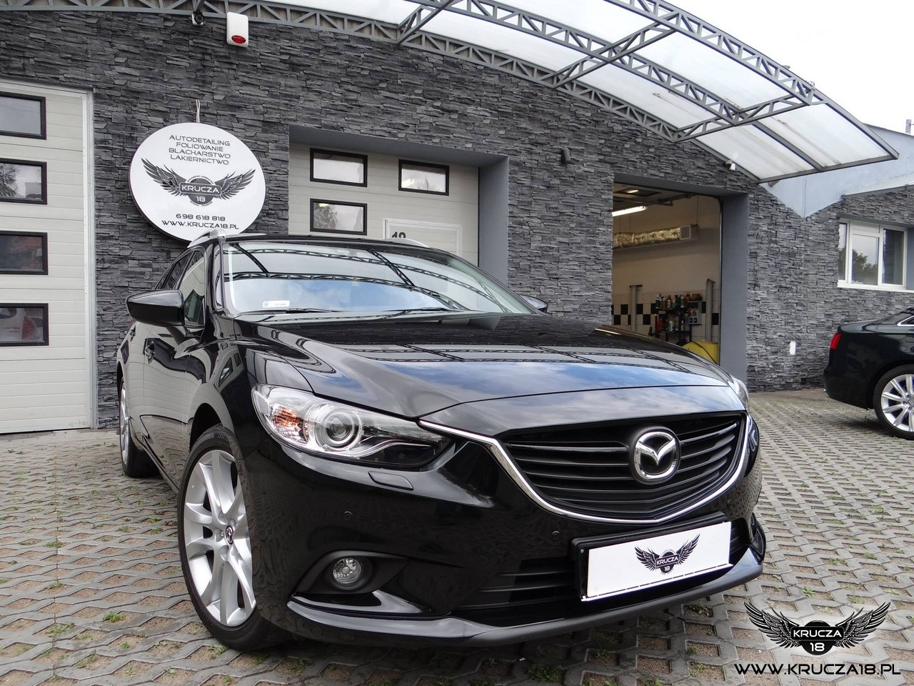 Mazda 6 Ceramiczna powłoka ochronna CERAMIC PRO 9H