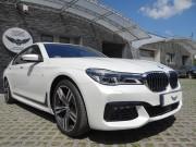 BMW 7 : zabezpieczenie bezbarwną folią PREMIUM SHIELD : Krucza18 : Osielsko/k.Bydgoszczy