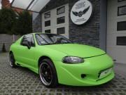 HONDA : zmiana koloru auta folią : oklejanie : Green Lime Mat : Krucza18 : Bydgoszcz : Osielsko