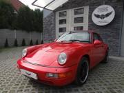 PORSCHE CARRERA II : zmiana koloru auta folią : oklejanie : sherry red : Bydgoszcz : Osielsko : Krucza18