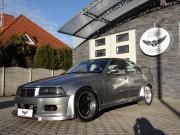 BMW 3 lakierowanie całośći srebrny