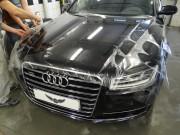 Audi A8 folia bezbarwna STONE PROTECT