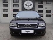 Audi A8 korekta lakieru + ceramiczna powłoka ochronna CERAMIC PRO 9H