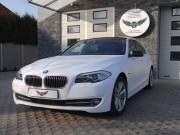 BMW 5 biały mat 2