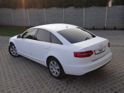 Audi A6 biały mat