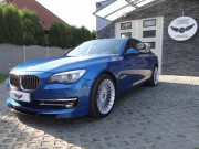 BMW 7 - Alpina B7 - Blue Metallic