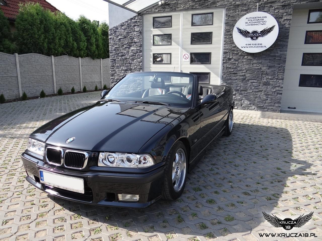 BMW 3 Cabrio - Ceramic PRO 9H