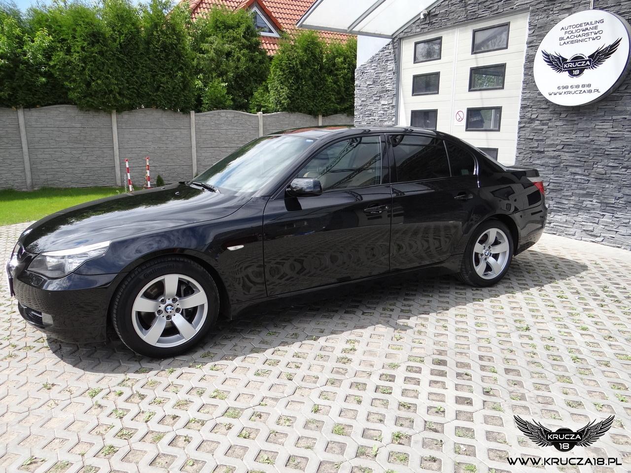 BMW 5 - Lakierowanie i korekta
