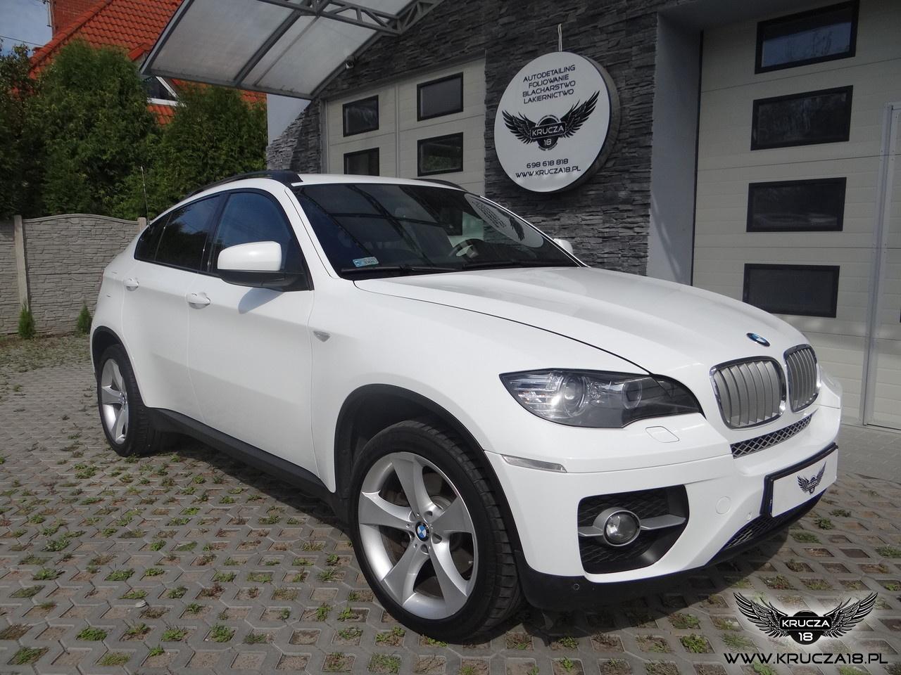 BMW X6 - WHITE METALIC/ARLON