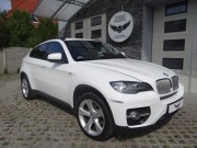 BMW X6 - WHITE METALIC/ARLON