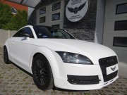 Audi TT Biały Mat