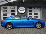 PORSCHE PANAMERA - Blue Aluminium