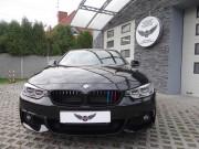 BMW 435i Ceramic PRO 9H +zabezpieczenie przodu pojazdu folią bezbarwną STONE PROTECT