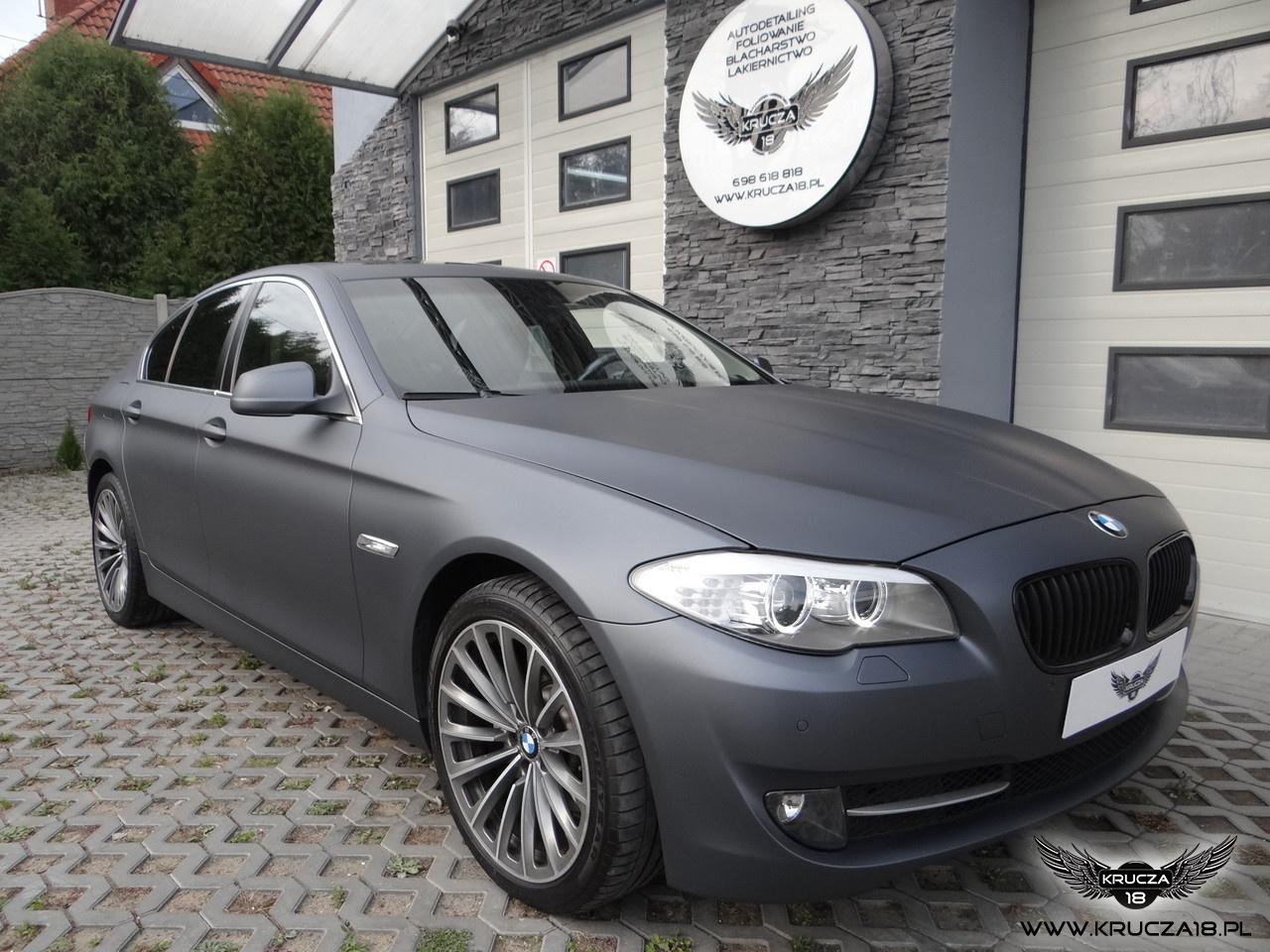 BMW Arlon Matte Gunpowder Metallic