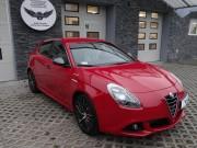 Alfa Romeo Giulietta - Zabezpieczenie lakieru na całym aucie folią Stone Protect