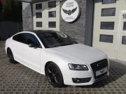 Audi A5 - Biały Mat / dach czarny mat