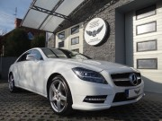 Mercedes CLS - White Metallic