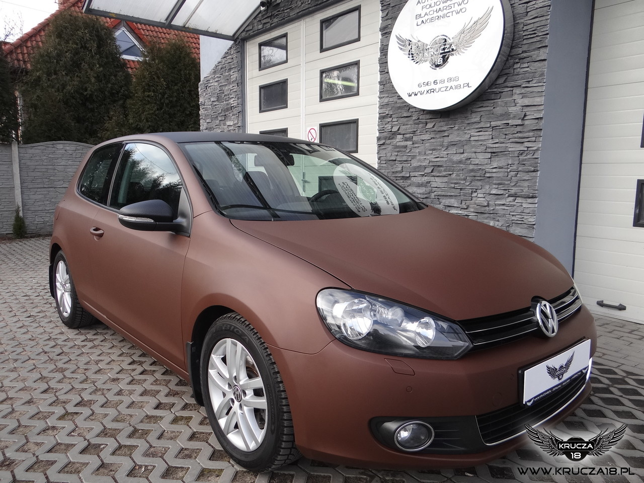 VW GOLF - Chocolate Brown/Arlon