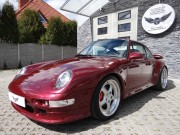 Porsche 993 turbo - CERAMIC PRO 9H + STONE PROTECT
