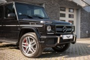Mercedes G63 AMG - Ceramic PRO 9H + PREMIUM SHIELD