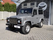 Land Rover Defender Navy Grey