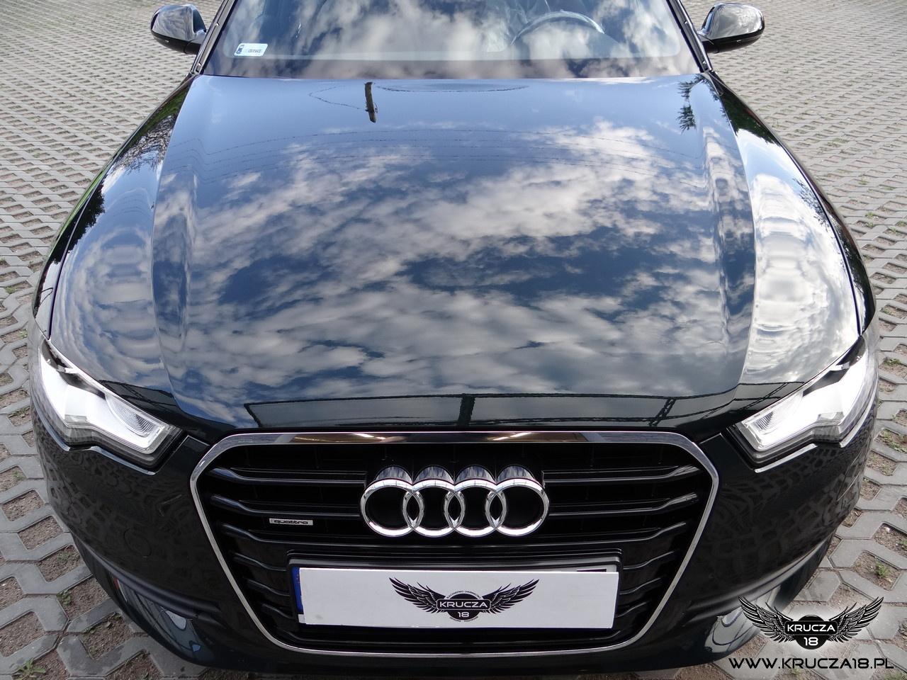 Audi A6 - Ceramic PRO 9H