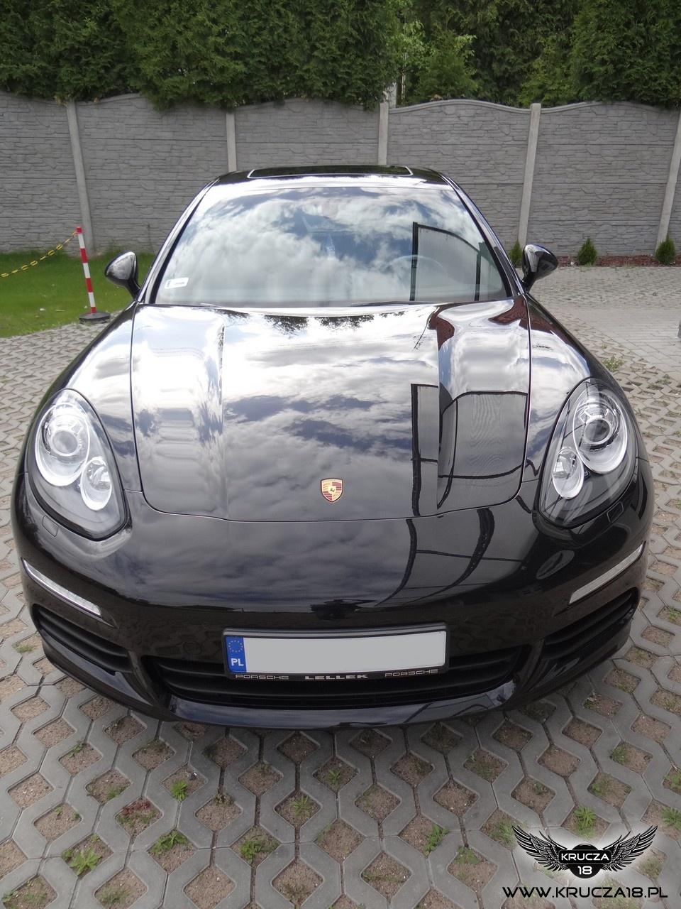 Porsche Panamera - Ceramic PRO 9H
