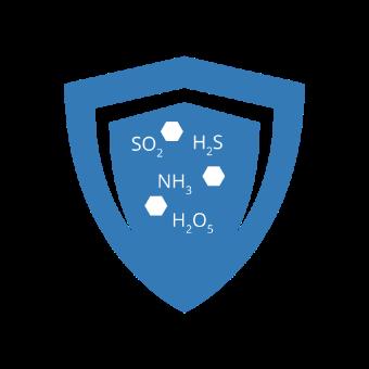 ikona odporność na chemię