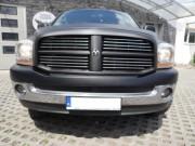 Dodge Ram : zmiana koloru auta folią : czarny mat : oklejanie : Krucza18 : Osielsko/k.Bydgoszczy
